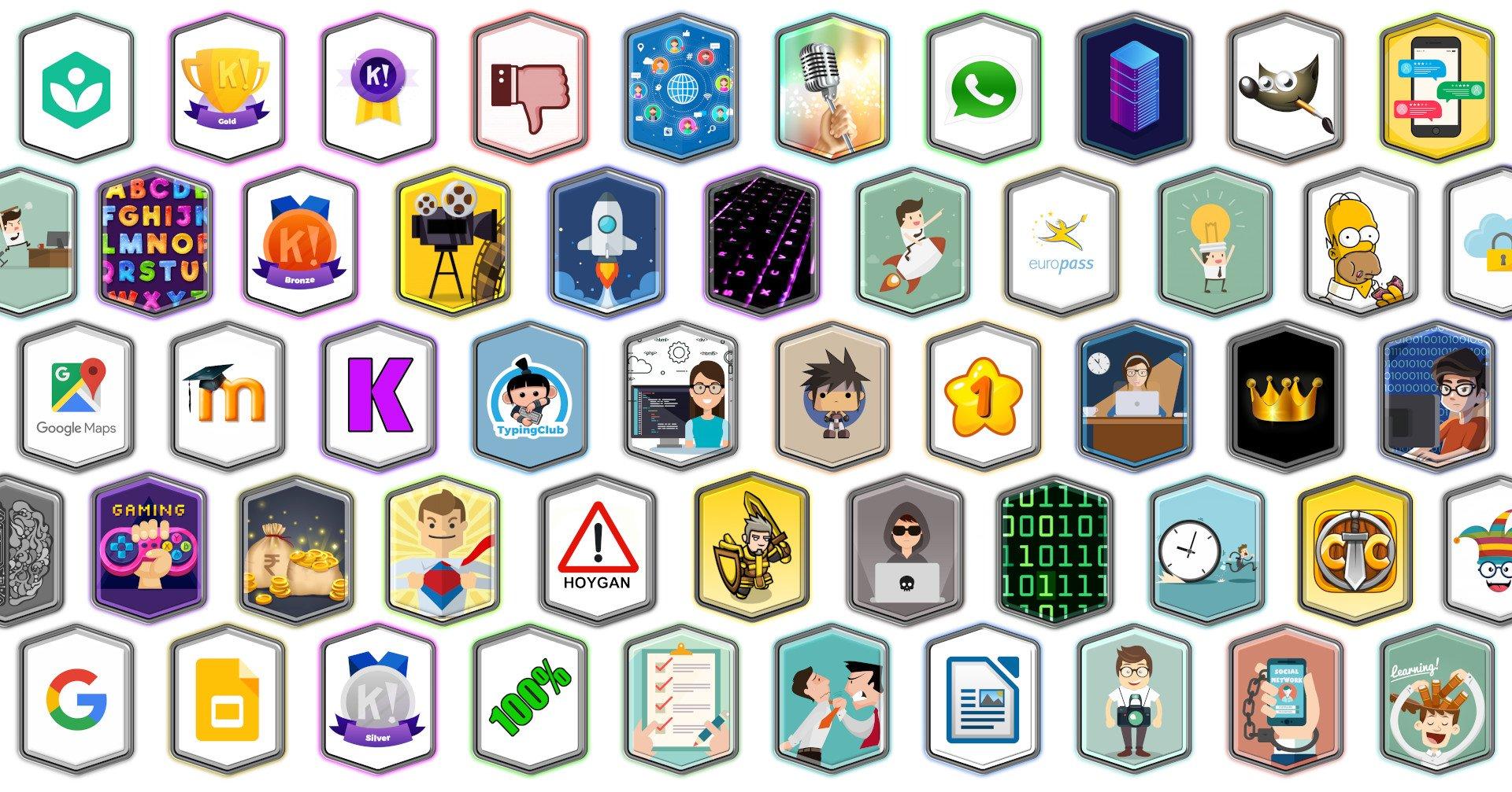 🥇 Cómo utilizar insignias en clase?