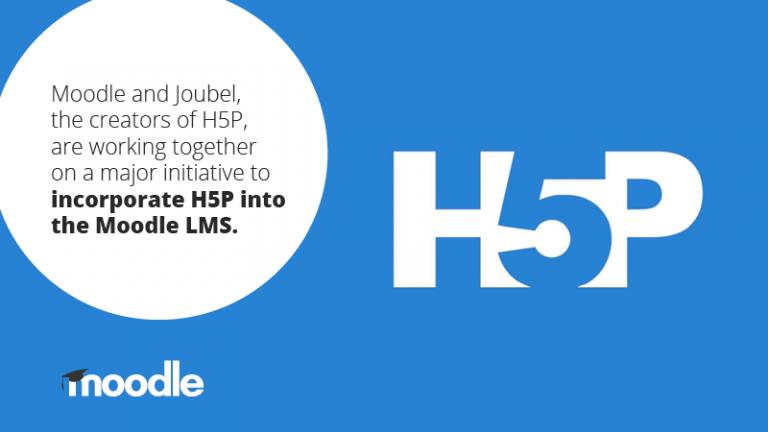 H5P en Moodle y utilizar insignias