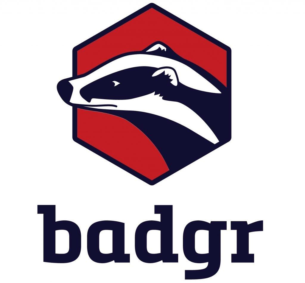 Logotipo Badgr