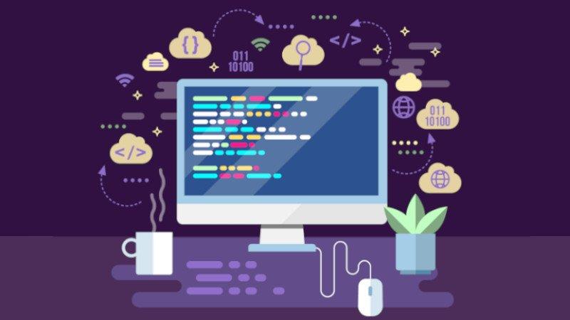 Insignias del módulo Programación